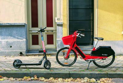 E-Bikes: Die Zukunft des Nahverkehrs in Metropolen?