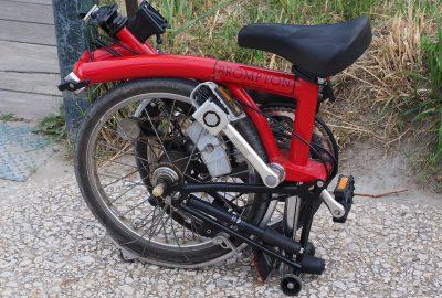 Faltbare Fahrräder – Bequemes Fahrrad, kombinierbar mit der U-Bahn