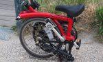 Faltbare Fahrräder – Bequemes Fahrrad, kombinierbar...