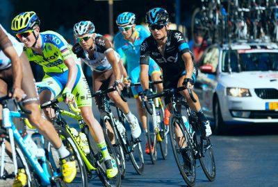 Die größten Radsportveranstaltungen in Europa